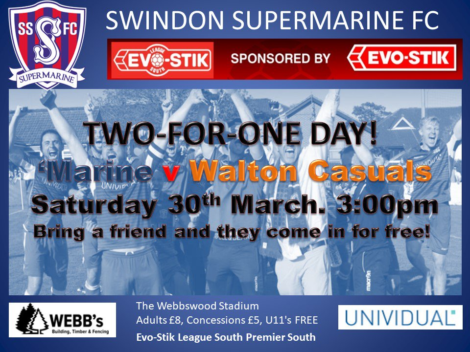 Walton Casuals offer