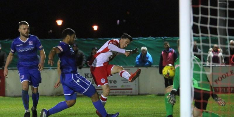 Poole Town Match Review