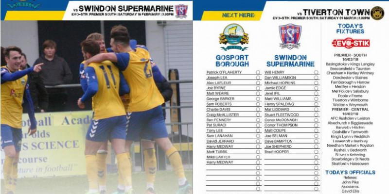 Gosport Borough Programme Online