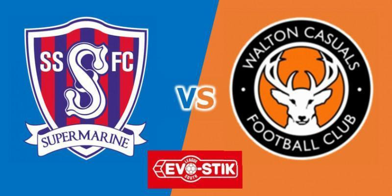 Walton Casuals Match Preview