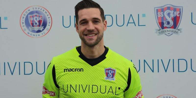 Martin Horsell signs until May 2020