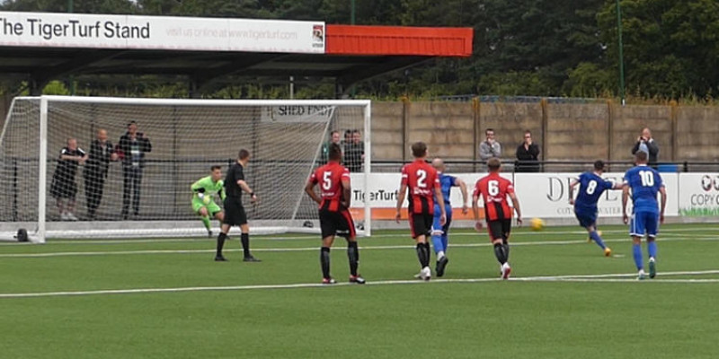Cirencester Town 3 Marine 4