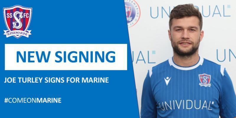 Turley signs for Marine