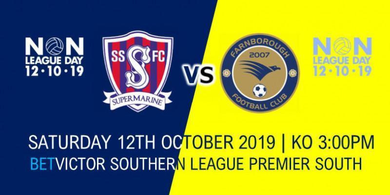 Marine v Farnborough Preview