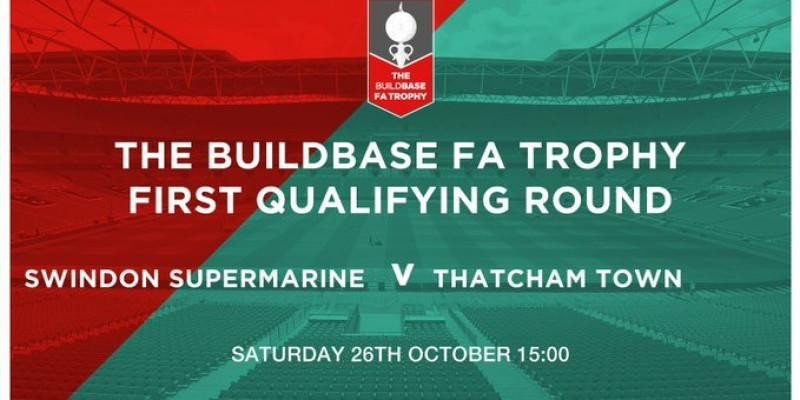 Buildbase FA Trophy 1st Q/Round Draw