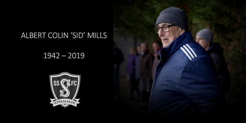 RIP Sid Mills