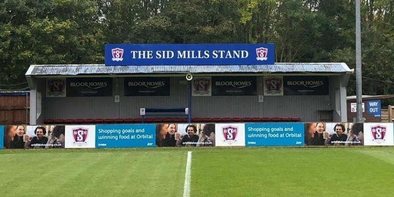 The Sid Mills Stand