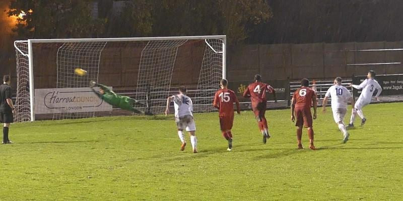 Harrow Borough 2 Marine 3