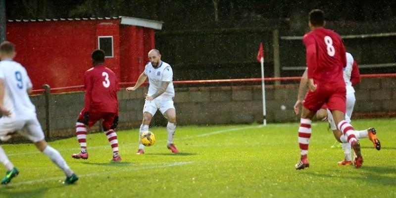 Beaconsfield Town 0 Marine 0