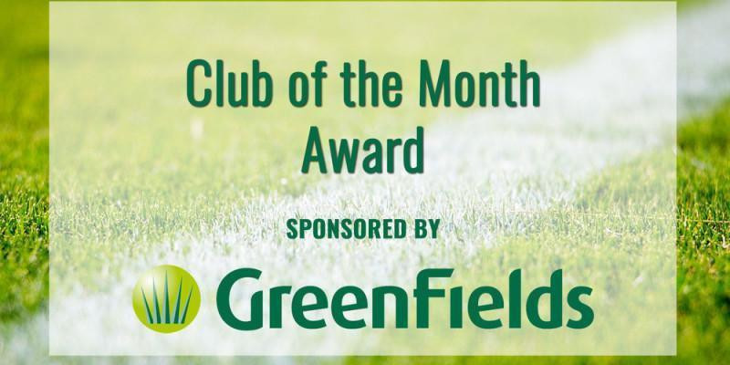 Club of the Month Award