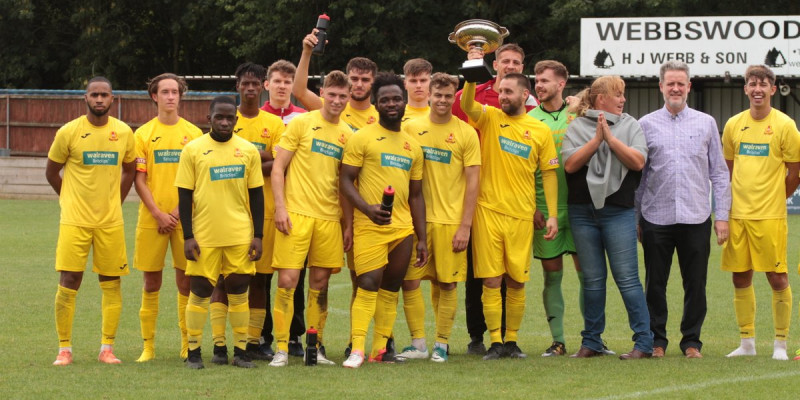 Marine at home to Banbury United in the FA Trophy