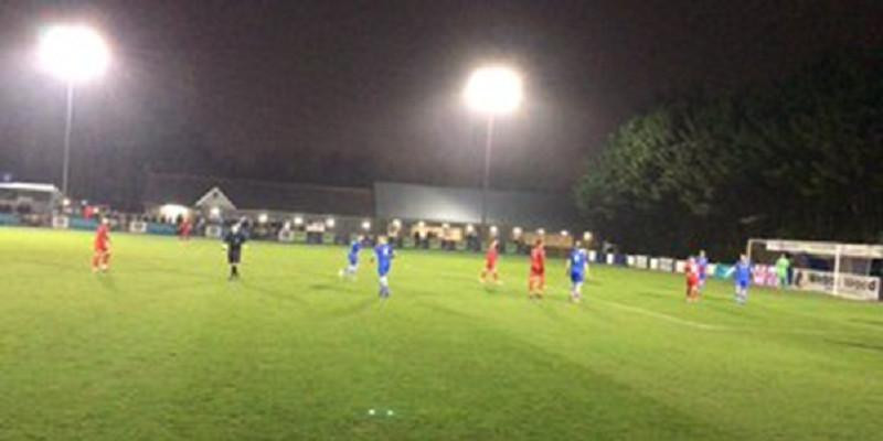Marine 1 Frome Town 1 (5-6 on pens)