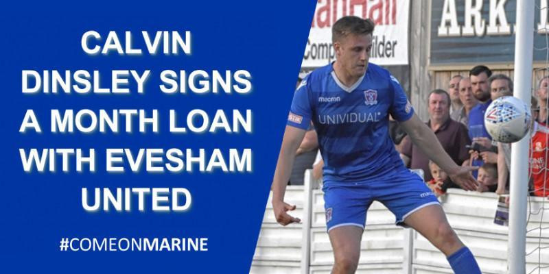 Dinsley goes out on Loan