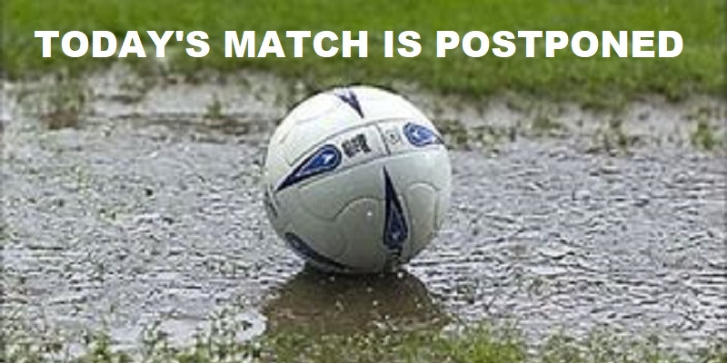 Marine vs Met Police Postponed