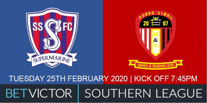 Hayes & Yeading Preview