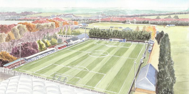 The Webbswood Stadium in Colour