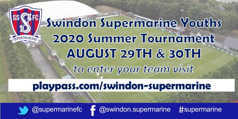 Swindon Supermarine Youth Summer Tournament