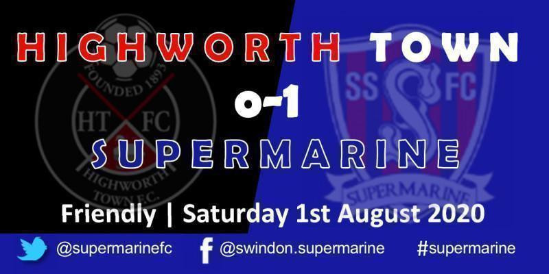 Highworth Town 0 Marine 1