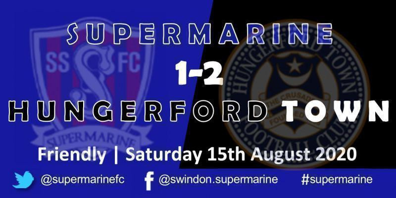Marine 1 Hungerford Town 2