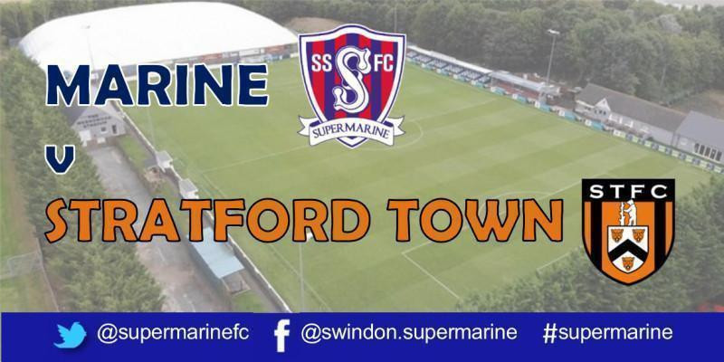 Marine v Stratford Town Saturday