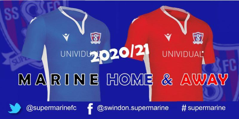 2020/21 Kit Available Online at the Macron Store