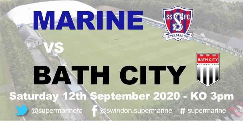 Marine v Bath City Saturday