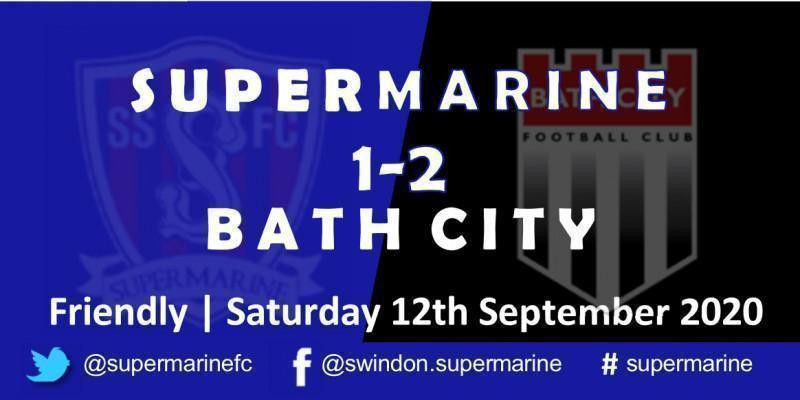 Marine 1 Bath City 2