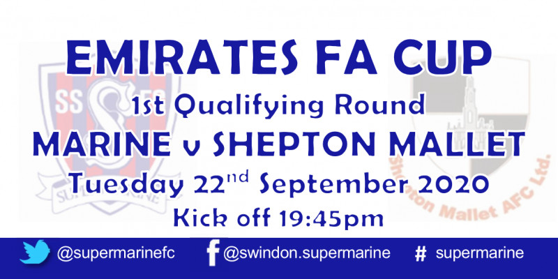 FA Cup: Marine v Shepton Mallet