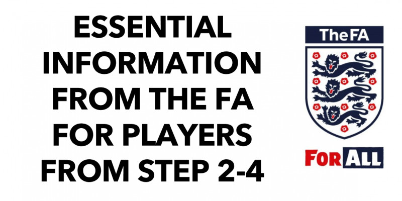 Essential Info from The FA