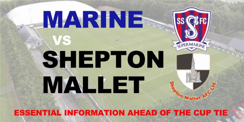 Marine v Shepton Mallet Essential Info