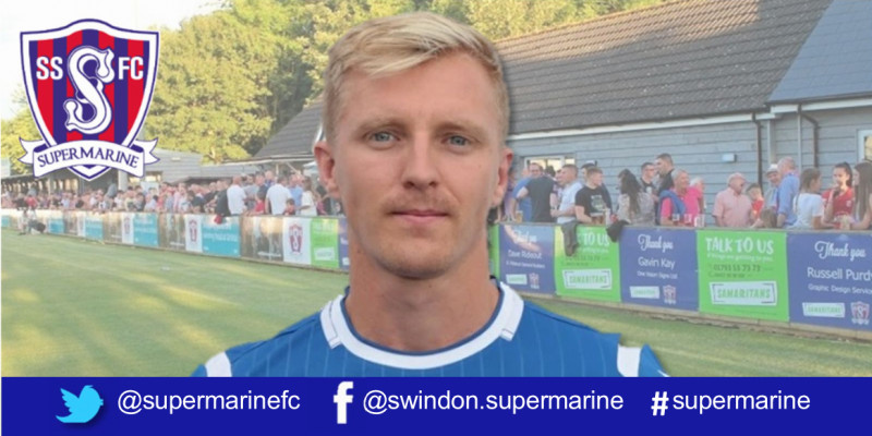 Joe Shepherd joins Cirencester Town