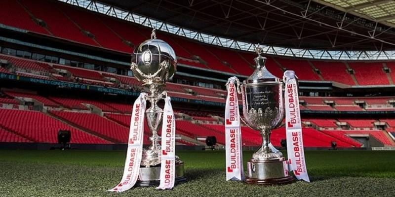 FA Trophy 1st Round Proper Draw