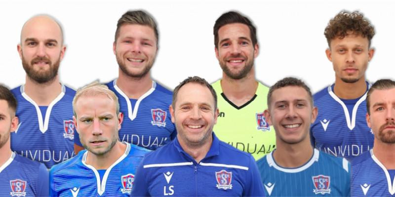 Manager & Eight Players Extend Contracts