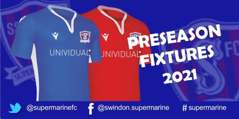 Preseason Fixtures 2021