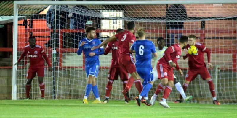 Beaconsfield Town 1 Marine 0