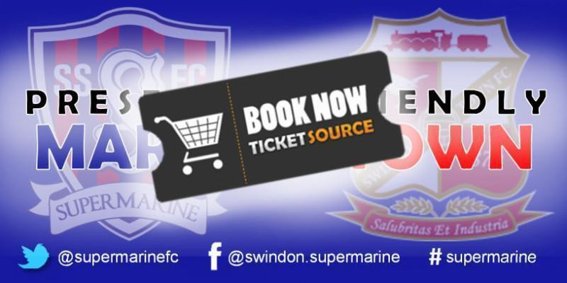Marine v Town Tickets Now On Sale