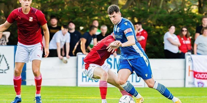 Match Report | Marine 2  Swindon Town 3