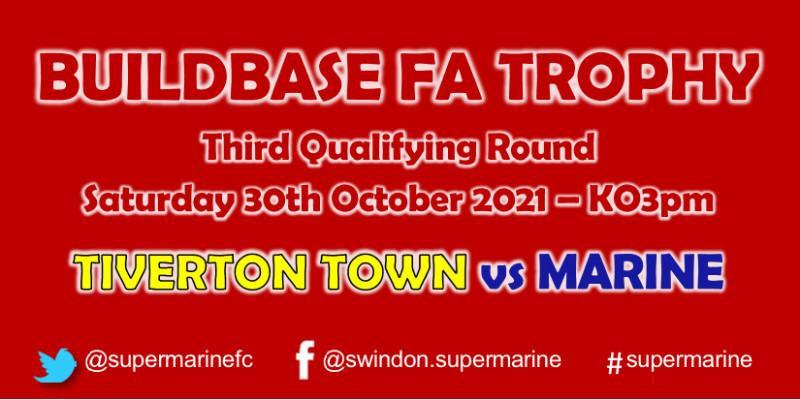 FA Trophy 3rd Qualifying Draw
