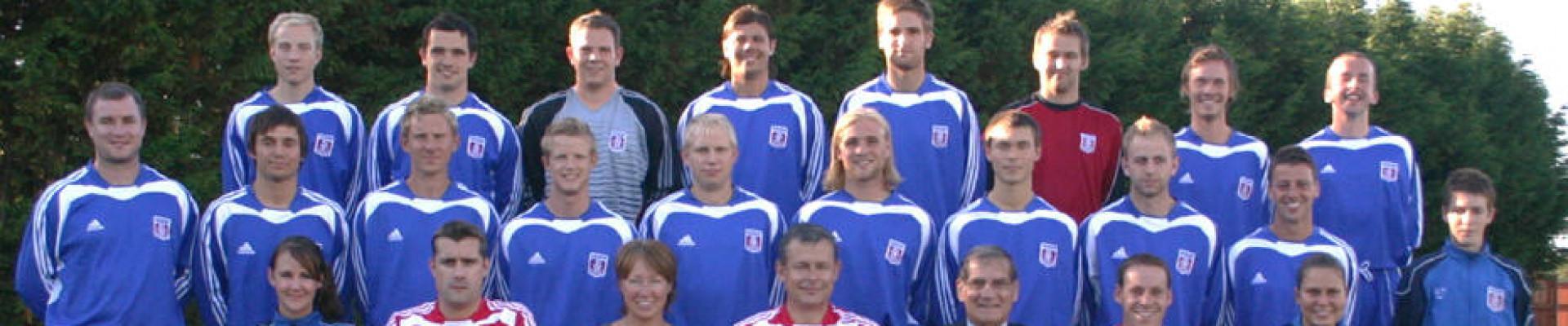 League Table 2006/07 Season
