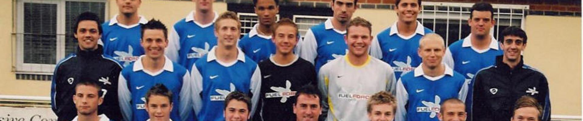 Team Photo 2003/04 Season