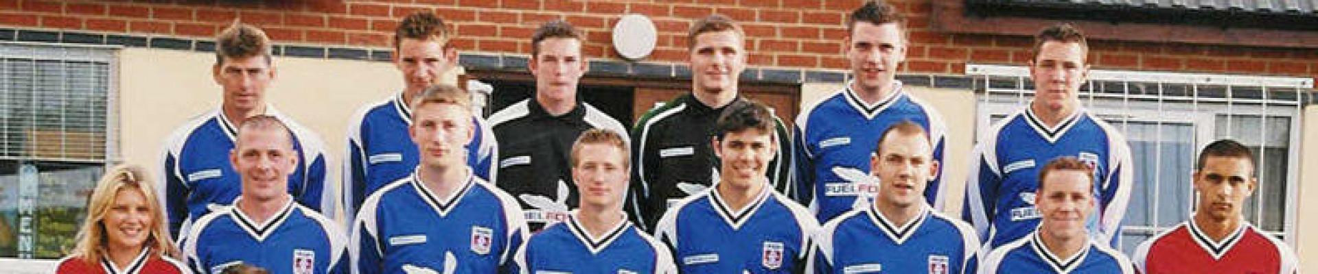 Team Photo 2002/03 Season