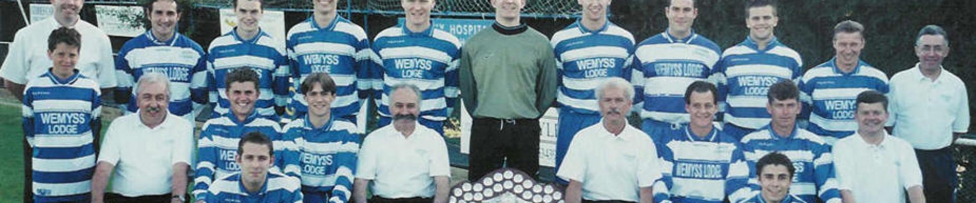 Team Photo 2001/02 Season