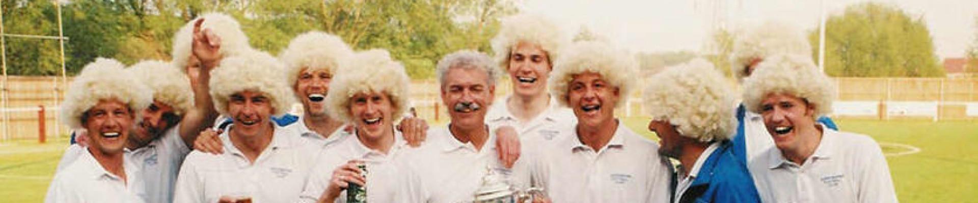 Team Photo 1999/00 Season