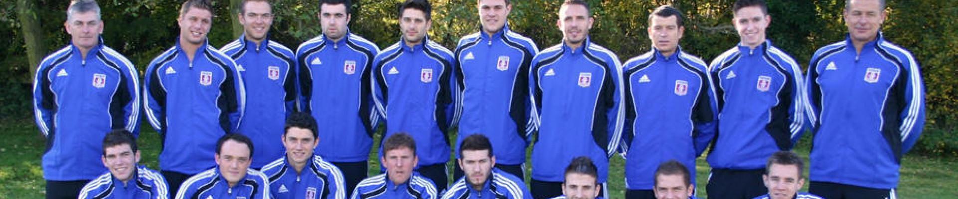 Team Photo 2010/11 Season
