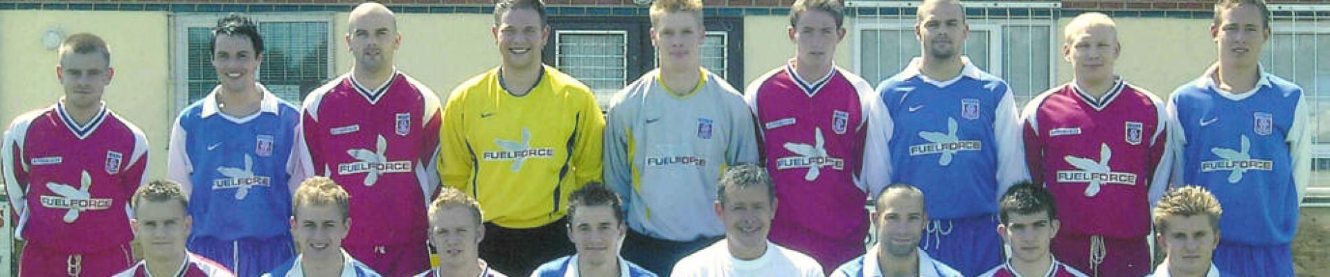Team Photo 2004/05 Season