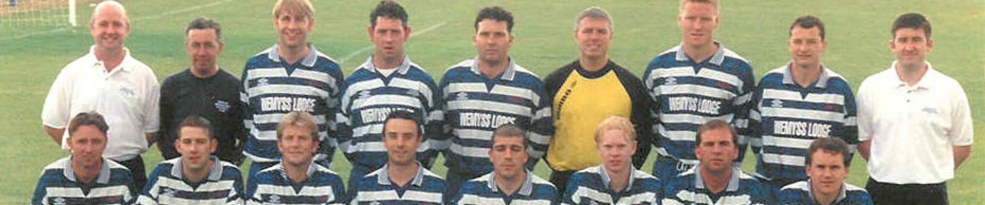 League Table 1998/99 Season